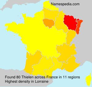 Thielen - France