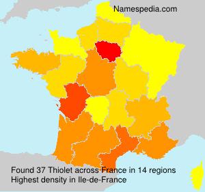 Thiolet