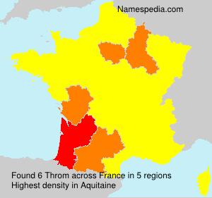 Throm