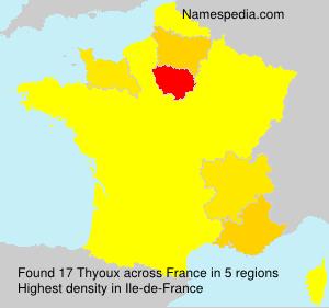 Thyoux