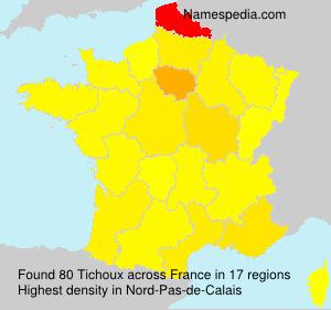 Tichoux
