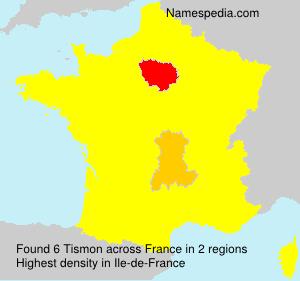 Tismon
