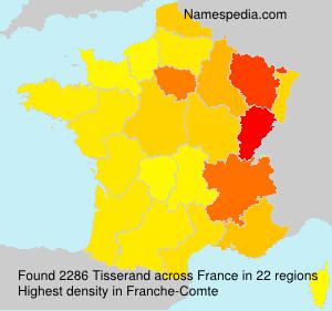 Tisserand - France