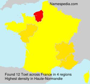 Toet - France