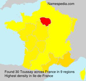 Toussay