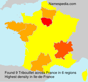 Tribouillet