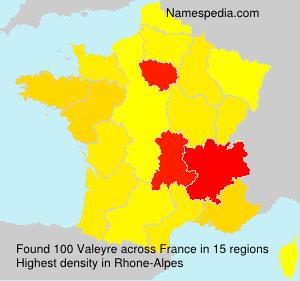 Valeyre