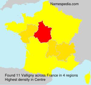 Valligny