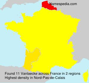 Vanlaecke