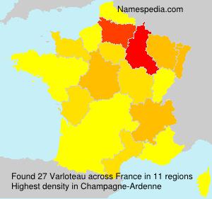 Varloteau