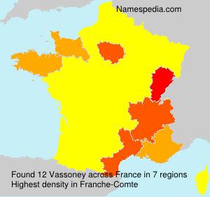 Vassoney