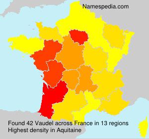 Vaudel