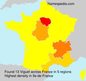 Viguet - Names Encyclopedia