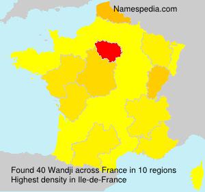 Wandji