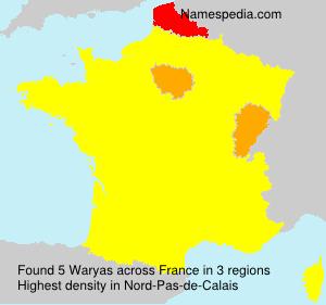 Waryas