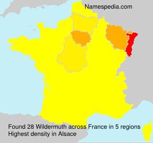 Wildermuth