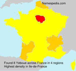 Yeboue