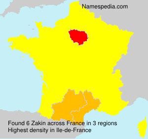 Zakin