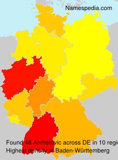 Ahmetovic - Germany