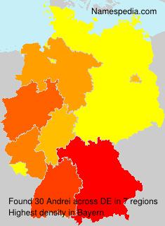 Andrei - Germany