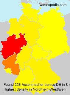 Assenmacher