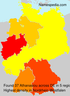 Athanasiou - Germany