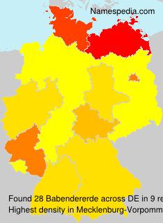 Babendererde - Germany