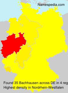 Bachhausen