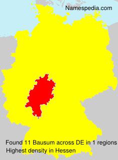 Bausum