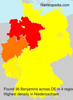 Benjamins - Germany