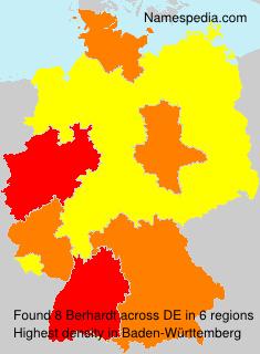 Berhardt