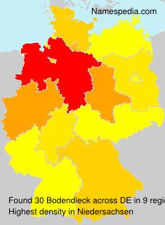 Bodendieck