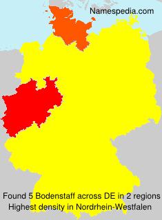 Bodenstaff