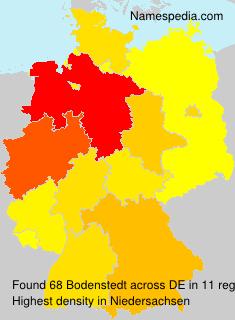 Bodenstedt