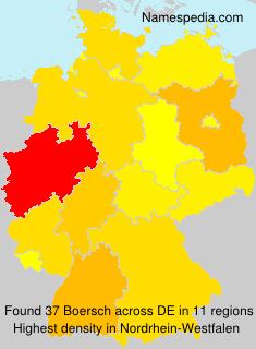 Boersch