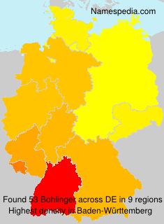 Bohlinger