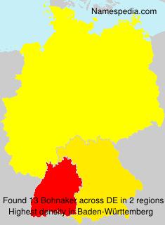Bohnaker
