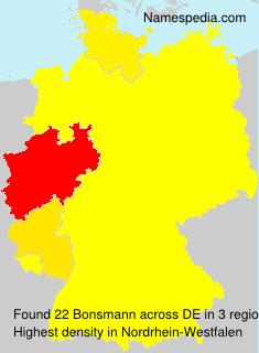 Bonsmann