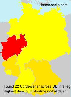 Cordewener