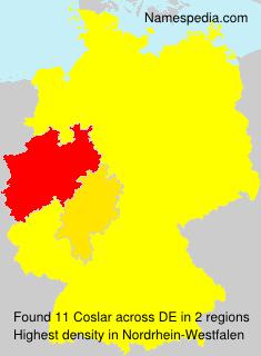 Coslar