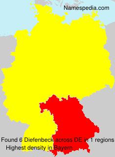 Diefenbeck