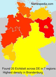 Eichblatt