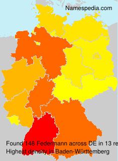 Federmann