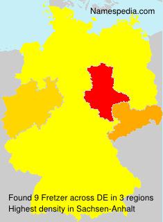 Fretzer
