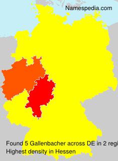 Gallenbacher