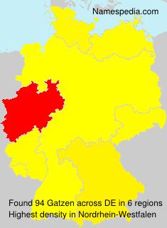 Gatzen
