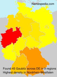 Gaubitz