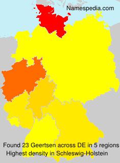 Geertsen