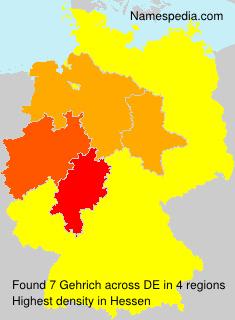 Gehrich