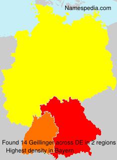 Geillinger